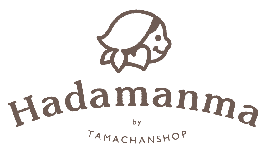 ハダマンマロゴ hadamanma logo
