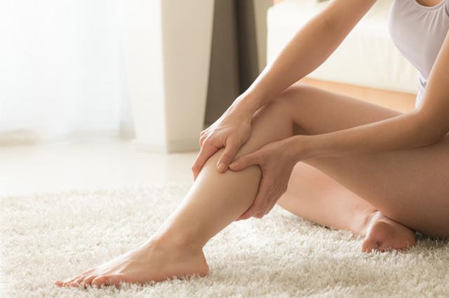 お風呂上がりの血行が良い状態での全身マッサージがおすすめ。