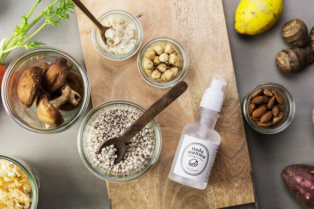 合成の添加物や保存料が入っていないものを選ぶ方は増えていますが、原材料の産地や鮮度にまで安心したい方には、ぜひお勧めしたい化粧水です。