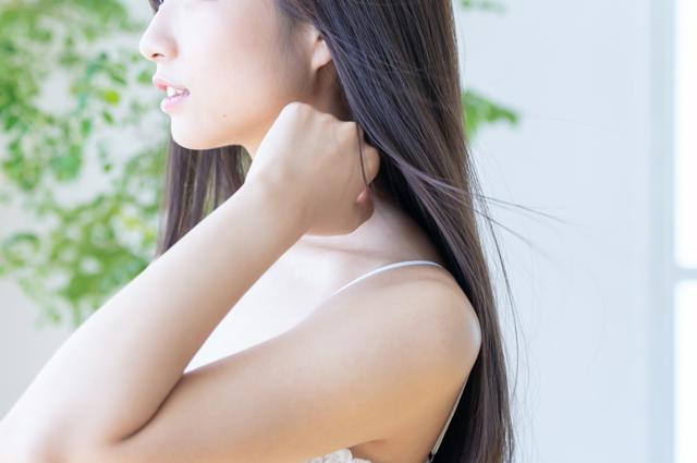 美しい髪を育てる栄養は?