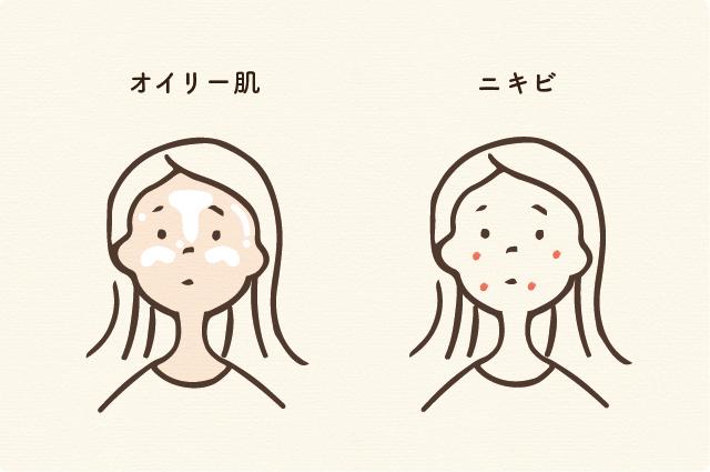 4 脂性・ニキビ