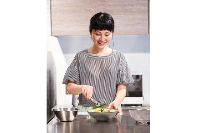 レシピ:古金陽子(野菜ソムリエプロ・グラフィックデザイナー)