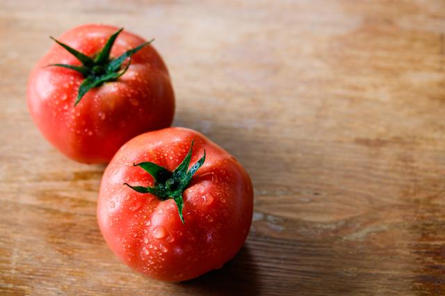 1美白・アンチエイジングには、トマト!