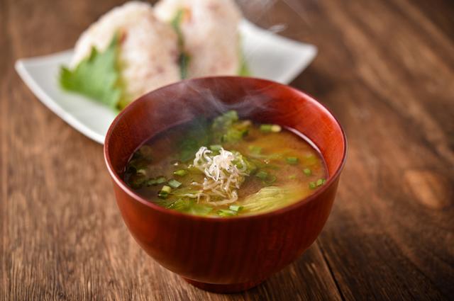 2味噌は、日本古来の美肌調味料。