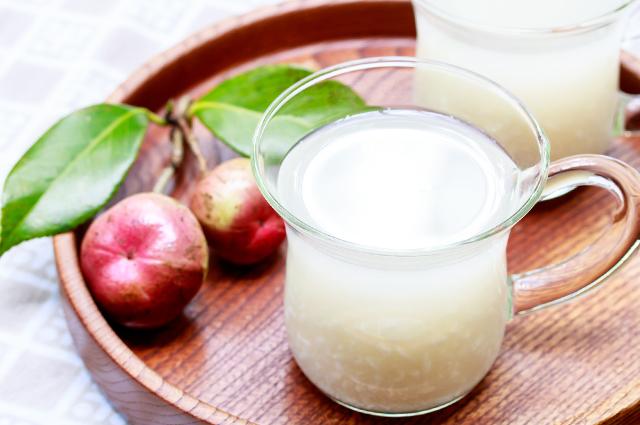 6 肌と腸を元気にする「飲む点滴」、甘酒。