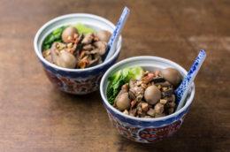 食べるスキンケアvol.16手肌を守る、片付け簡単レシピ 炊飯器でルーロー飯