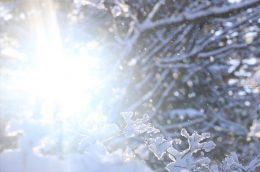 本当は怖い「冬の日焼け」!? 夏とは違うUV対策とは。