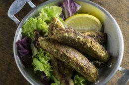 食べるスキンケア vol.2乾燥対策レシピ 大人ケバブと子どもケバブ